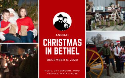 Christmas in Bethel 2020