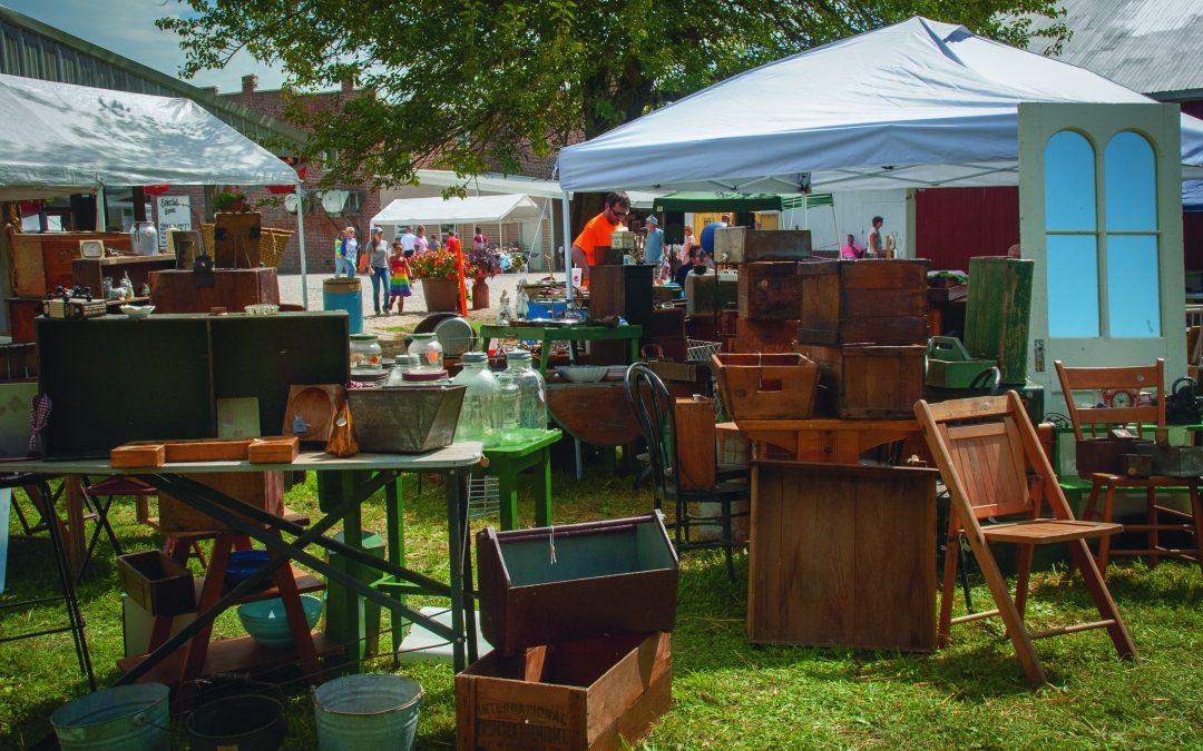 Spring Pickers Market 2021