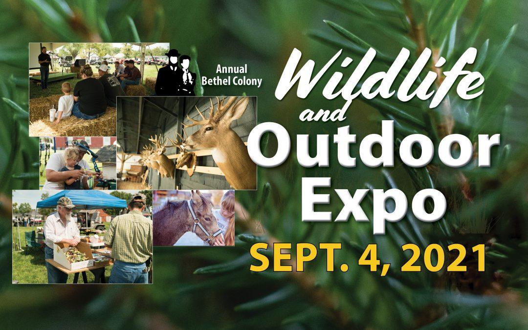 Wildlife & Outdoor Expo 2021
