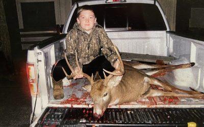 Bethel Colony Youth Hunt Buck Contest 2021