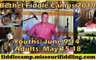 Youth Fiddle Camp 2019