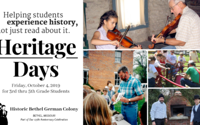 Bethel German Colony 175th Anniversary Heritage Day
